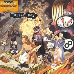 Vinilo Green Day – Insomniac