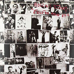 """CD """"2CD"""" The Rolling Stones – Exile On Main St."""