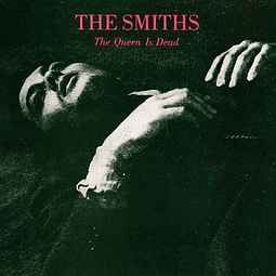 CD The Smiths – The Queen Is Dead