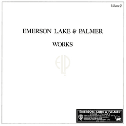 Vinilo Emerson Lake & Palmer – Works Volume 2