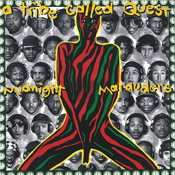 Vinilo A Tribe Called Quest – Midnight Marauders