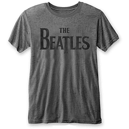 Polera Oficial Unisex The Beatles Logo
