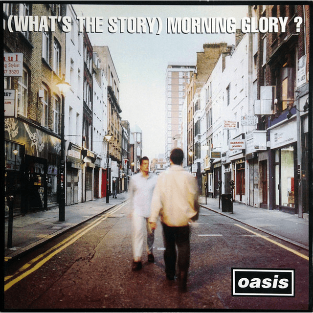 """Vinilo """"2LP"""" Oasis – (What's The Story) Morning Glory?"""