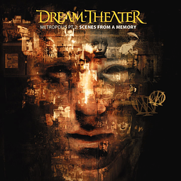 CD Dream Theater – Metropolis Pt. 2: Scenes From A Memory