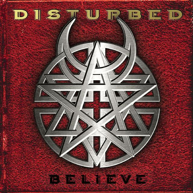 CD Disturbed – Believe