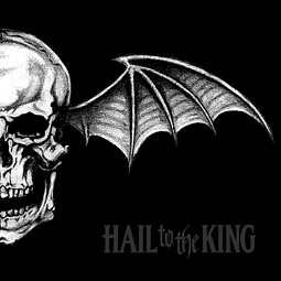 CD Avenged Sevenfold – Hail To The King