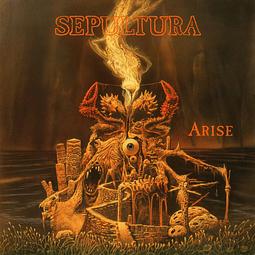 CD Sepultura – Arise