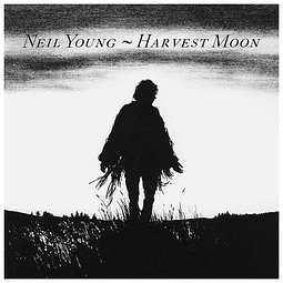 CD Neil Young – Harvest Moon
