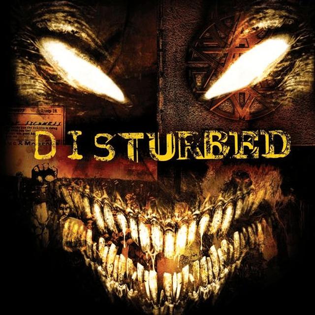 CD Disturbed – Disturbed