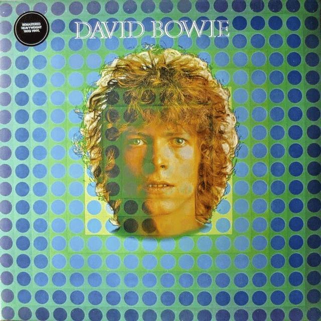"""CD David Bowie – David Bowie """"Space Oddity"""""""