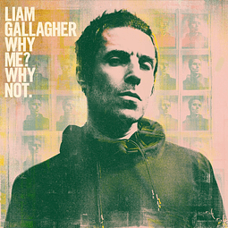 Vinilo Liam Gallagher – Why Me? Why Not.
