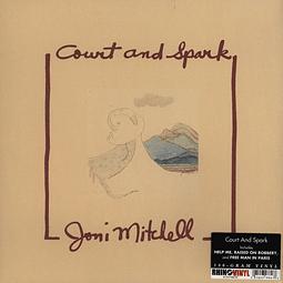 Vinilo Joni Mitchell – Court And Spark