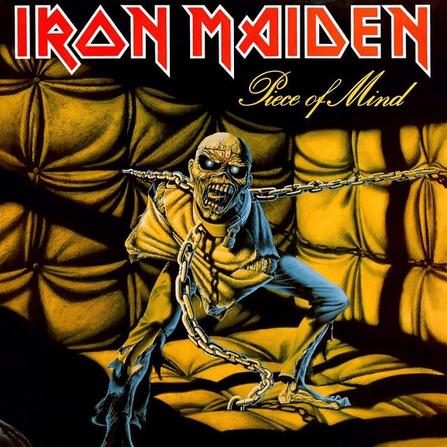 Vinilo Iron Maiden – Piece Of Mind