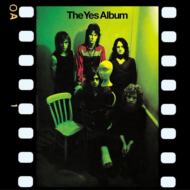 Vinilo Yes – The Yes Album