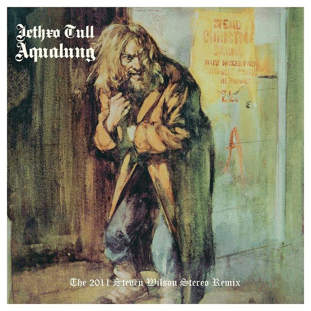 "Vinilo Jethro Tull – Aqualung ""Steven Wilson Remix"""
