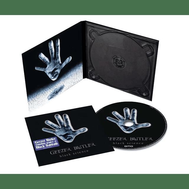 CD Geezer – Black Science