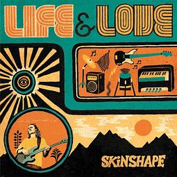 Vinilo Skinshape – Life & Love
