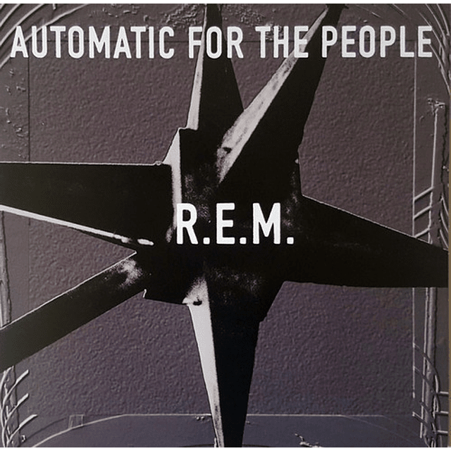 Vinilo R.E.M. – Automatic For The People