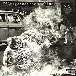 Vinilo Rage Against The Machine – Rage Against The Machine