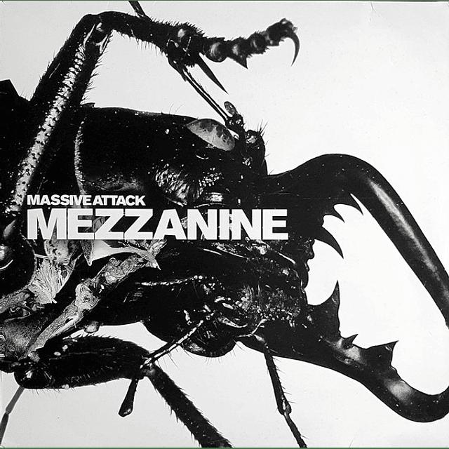 """Vinilo """"2LP"""" Massive Attack – Mezzanine"""