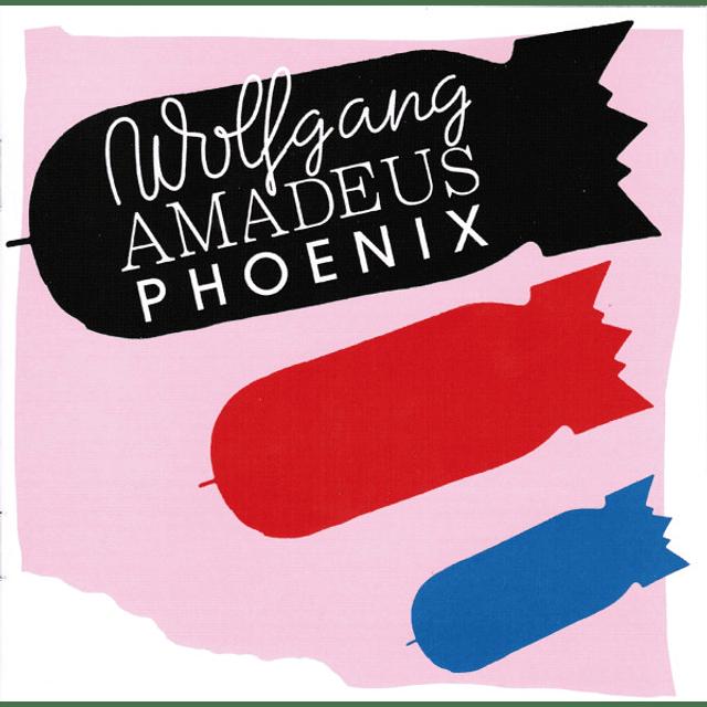 Vinilo Phoenix – Wolfgang Amadeus Phoenix