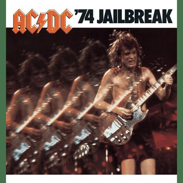 Vinilo AC/DC – '74 Jailbreak