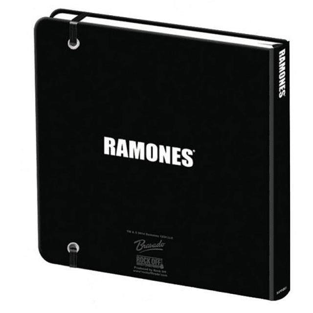 Libreta Ramones Presidential Seal