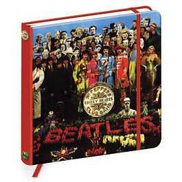 Libreta The Beatles Sgt Peppers
