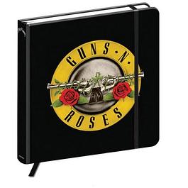 Libreta Guns´n Roses Logo