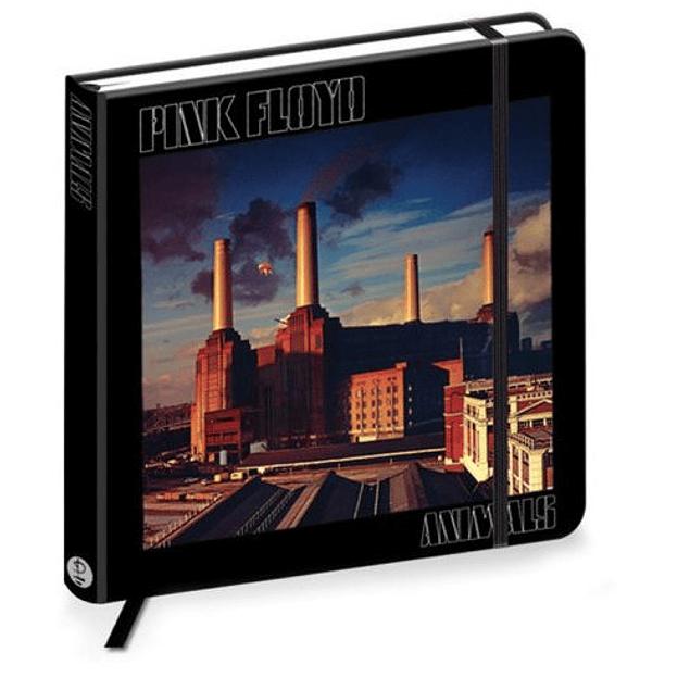 Libreta Pink Floyd Animals