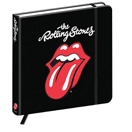 Libreta The Rolling Stones Logo