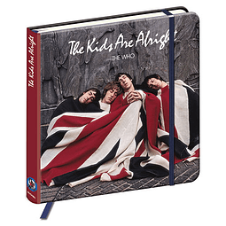 Libreta The Who The Kids Are Alright
