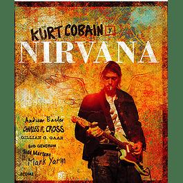 Libro Kurt Cobain y Nirvana de Andrew Earle