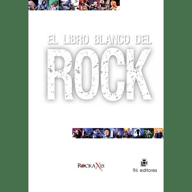 El libro blanco del Rock de Rockaxis