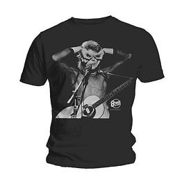 Polera Unisex David Bowie Acoustics