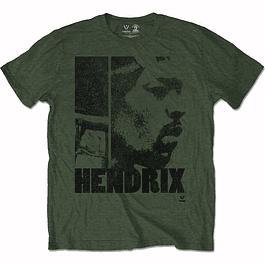 Polera Oficial Unisex Jimi Hendrix Let Me Live