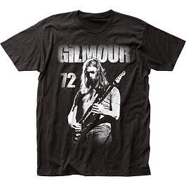 Polera Oficial Unisex David Gilmour '72
