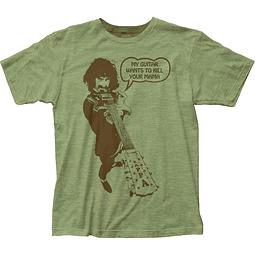 Polera Oficial Unisex Frank Zappa Kill Your Mama