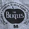 Polera Oficial Unisex The Beatles Segundo Album