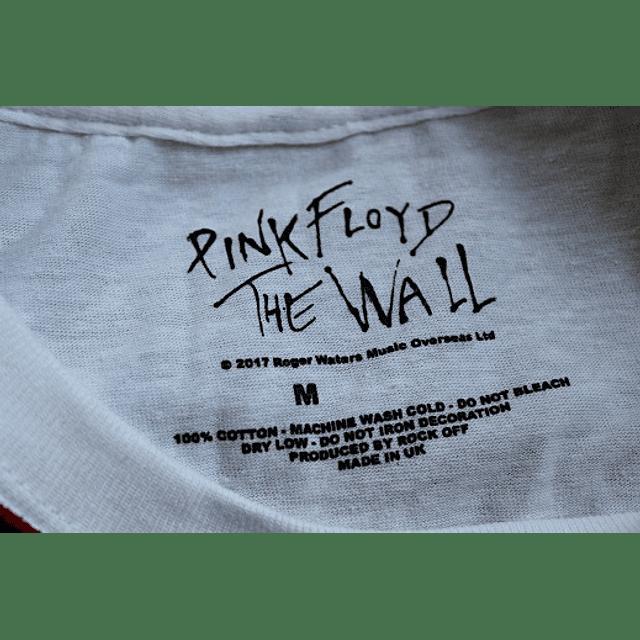 Poler Oficial Unisex Pink Floyd The Wall Teacher