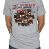 Polera Oficial Unisex The Beatles Second Album