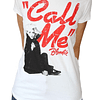 Polera Oficial Mujer Blondie Call Me