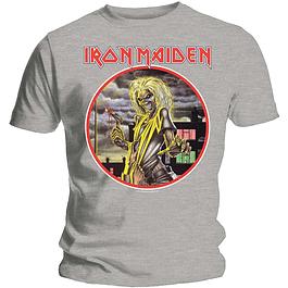 Polera Unisex Iron Maiden Killers