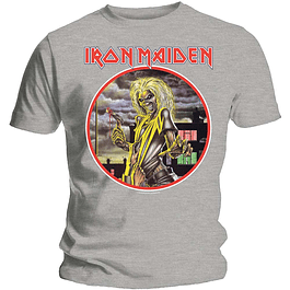 Polera Unisex Iron Maiden Killers