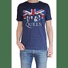 Polera Oficial Unisex Queen Reino Unido