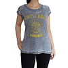 Polera Oficial Mujer Ramones Forest Hills