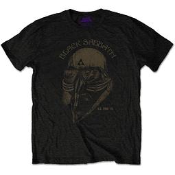Polera Oficial Unisex Black Sabbath US Tour 78