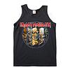 Polera Mujer Iron Maiden Eddie Evolution