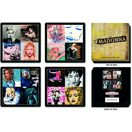 Posavasos Madonna