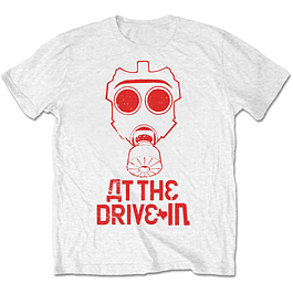 Polera Oficial Unisex At The Drive In Mascara
